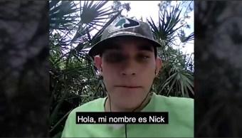 Videos muestran al autor de la matanza de Parkland revelando sus planes
