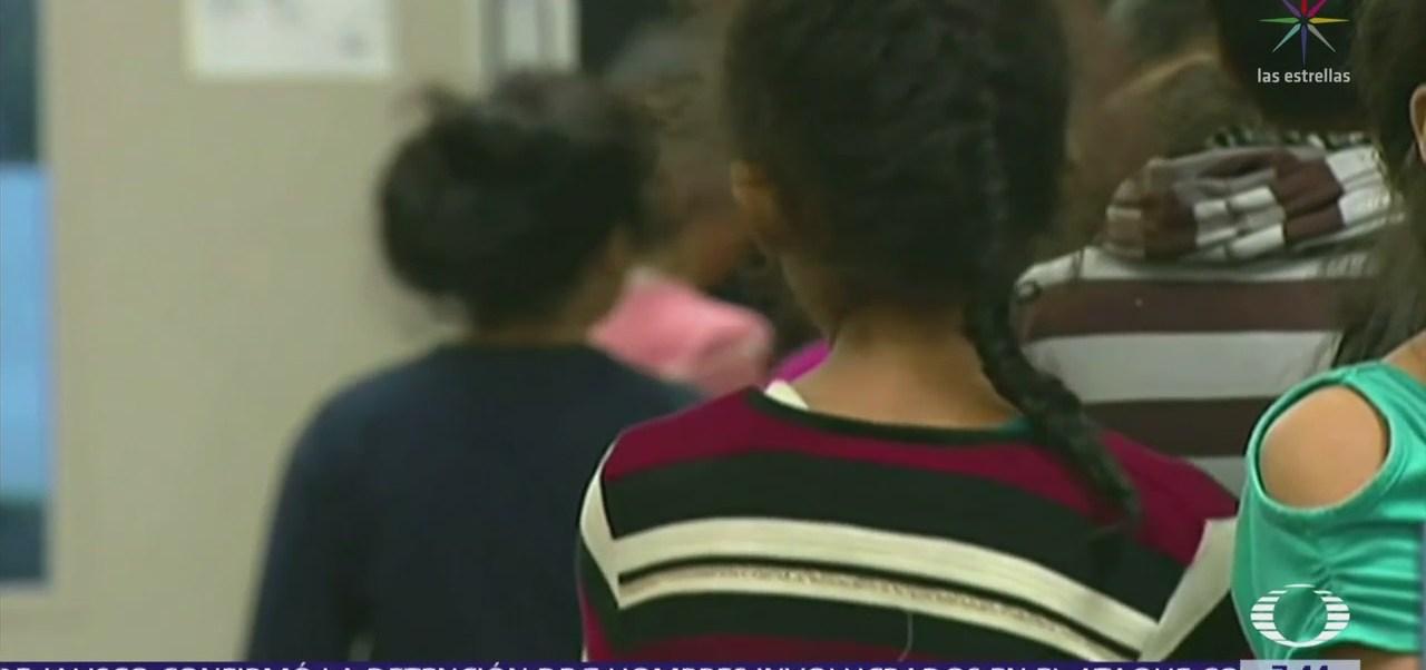 Niños migrantes no acompañados sufren abusos en EU