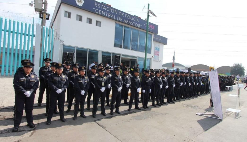 Patrullan Iztapalapa 282 agentes graduados en la Universidad de la Policía