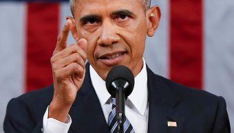 Obama califica error grave decisión Trump acuerdo nuclear