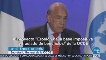 OCDE advierte que tensiones comerciales afectará