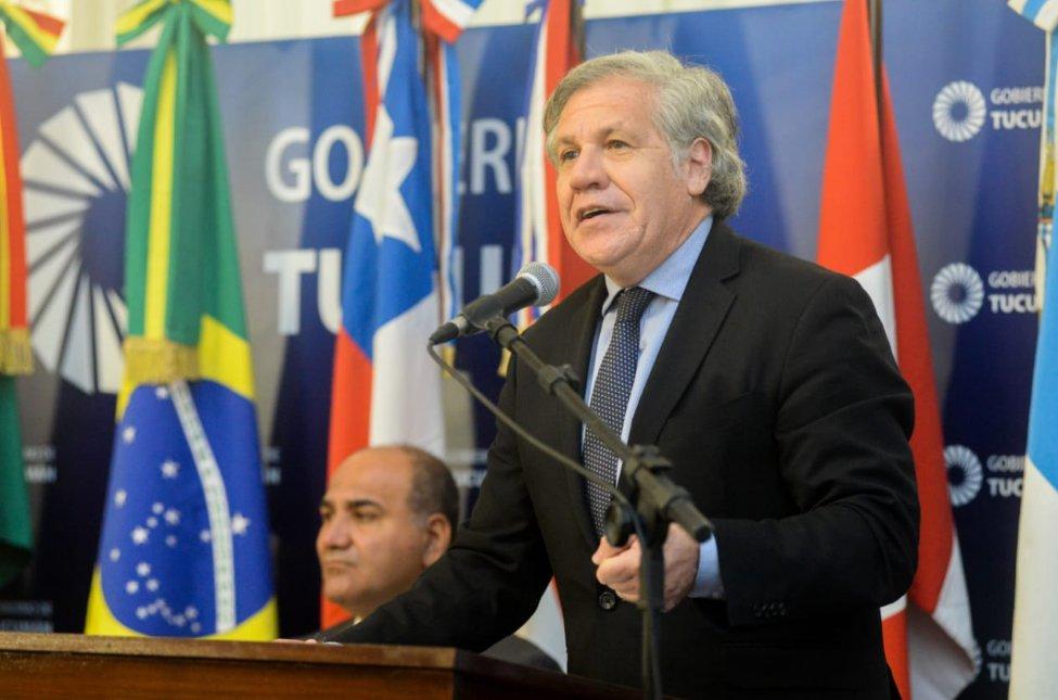 OEA condena violencia presos políticos Venezuela