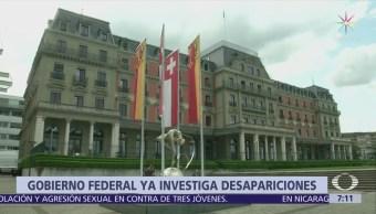 ONU denuncia desapariciones realizadas por fuerzas federales en México