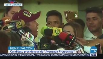 Opositores venezolanos denuncian irregularidades en jornada electoral