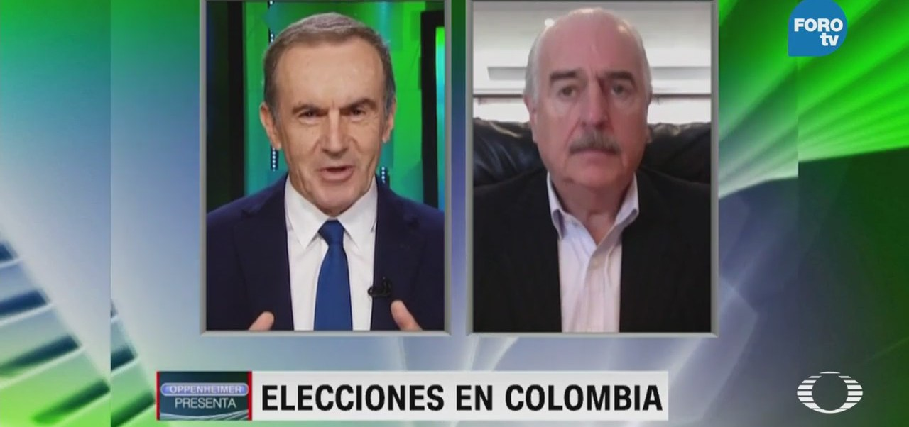 Oppenheimer Programa Mayo Elecciones Presidenciales Colombia