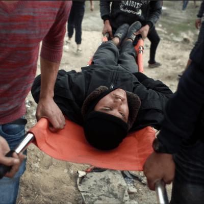 Violencia reciente en Gaza causó 13.000 heridos, más que en 2014