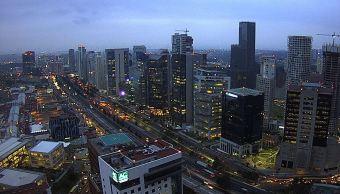 Prevén lluvias con descargas eléctricas y caída de granizo en la Ciudad de México