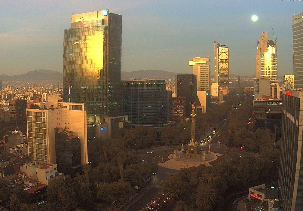 Ciudad de México tendrá temperatura máxima