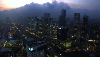 Prevén tarde con lluvias y caída de granizo en la Ciudad de México