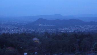 Zona noroeste del Valle de México presenta regular calidad del aire