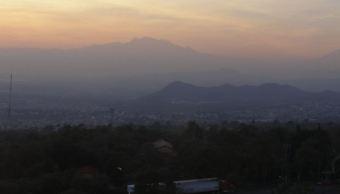 Regular, la calidad del aire en Azcapotzalco y Ecatepec
