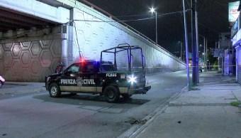 Balacera deja una persona lesionada en Monterrey, Nuevo León