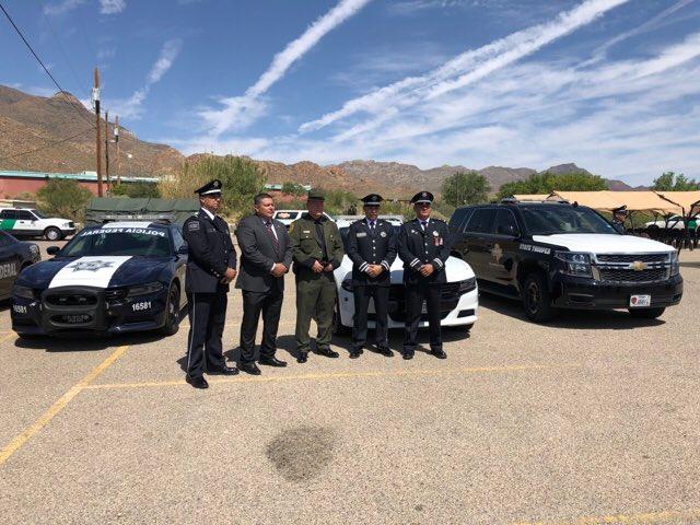 Patrulla Fronteriza recuerda en Texas a sus agentes caídos