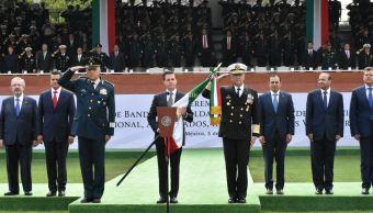 México defiende su soberanía con razón y entendimiento: Peña Nieto