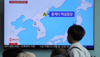 Fotos muestran que Corea del Norte inicia desmantelamiento de centro nuclear