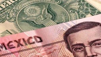 Gana el peso frente al dólar después de reportes sobre TLCAN