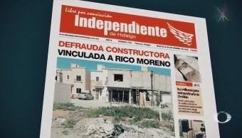 Piden Condenar Ciudadanos Denunció Conflicto Interés Hidalgo