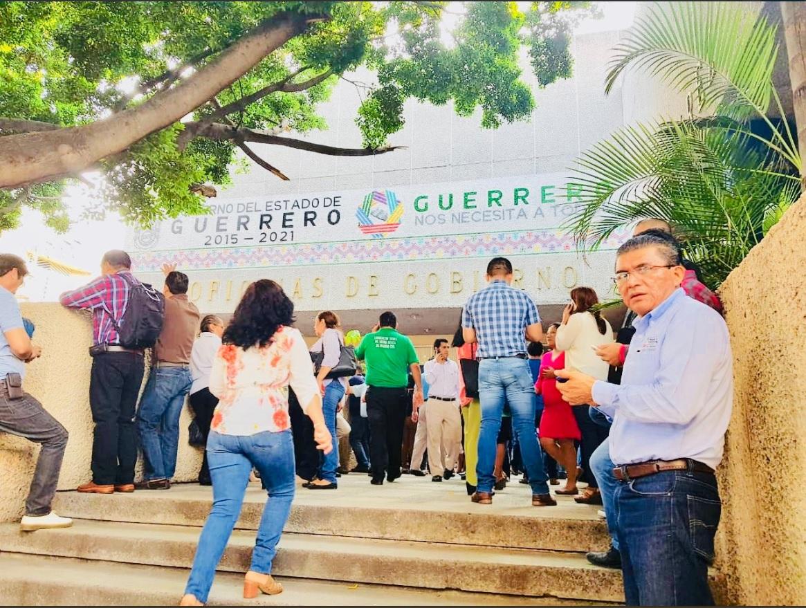 Reportan saldo blanco Guerrero después de sismo con epicentro en Arcelia