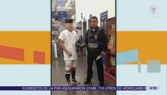 Policía CDMX devuelve 110 mil pesos en mercado de la GAM