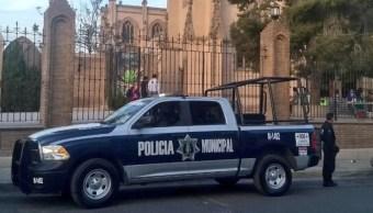 Detienen a policía con más de 130 dosis de cocaína en Saltillo, Coahuila