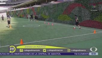 Ponte Fit: Los primeros pasos para jugar futbol