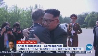 Por Qué Trump Suspendió Cumbre Corea Del Norte