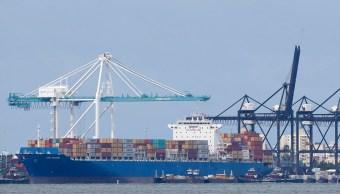 Precios de importaciones en EU suben menos