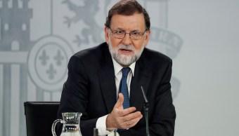 Parlamento español avala debatir moción censura contra Rajoy