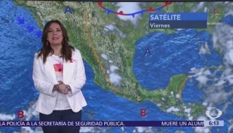 Prevén calor para gran parte de México