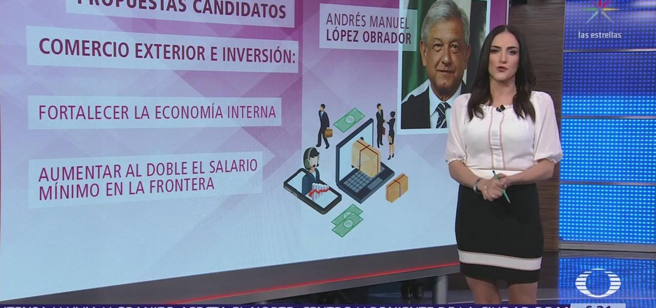 Propuestas de los candidatos a la Presidencia durante el segundo debate