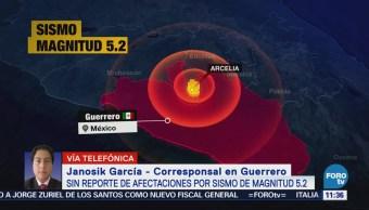 Protección Civil de Guerrero reporta saldo blanco