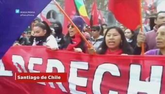 Protestas por el Día del Trabajo terminan en vandalismo en varios países