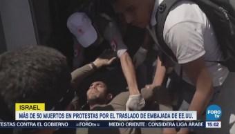 Protestas Traslado Embajada Eu Jerusalén