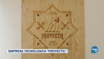 El trabajo de Proyectil