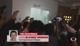 PVEM PRI Ratifican Candidatos Gubernatura Chiapas