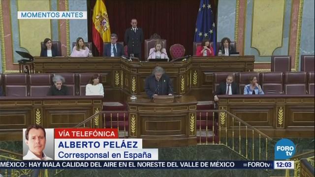 Que es la moción de censura en España