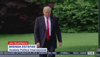 Razones por las que Trump cancela la cumbre con Corea del Norte
