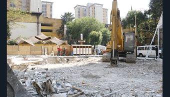 vecinos temen danos viviendas reconstruccion osa mayor