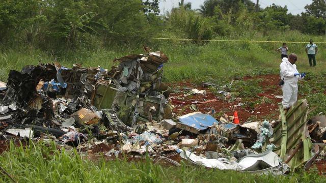 Recuperan caja negra en buenas condiciones del avión accidentado en Cuba