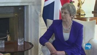 Reino Unido Theresa May en dilema