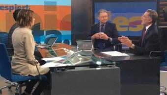 Hace falta reconstrucción nacional, más allá de quien gane Presidencia, dice René Delgado