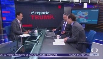 Reporte Trump: Cena de corresponsales en Casa Blanca