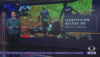 Restos de mexicanos fallecidos en Cuba serán repatriados pronto