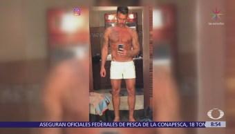 Ricky Martin sube la temperatura en redes sociales