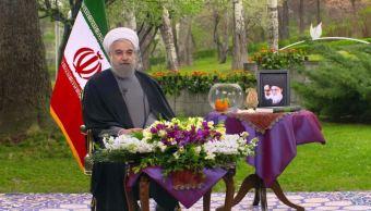 Iran pacto nuclear rouhani teheran hassan