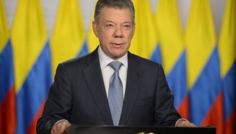 Santos Colombia ingresará OTAN como socio global