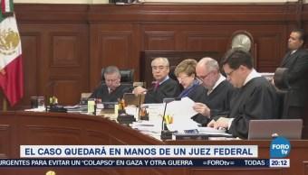 Scjn Ordena Chihuahua Entregar Alejandro Gutiérrez