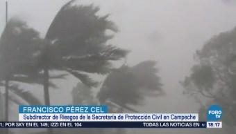 Esperan 14 Ciclones Mar Caribe Esta Temporada