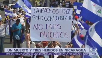 Registran Disturbios Universidad Politécnica Managua Nicaragua