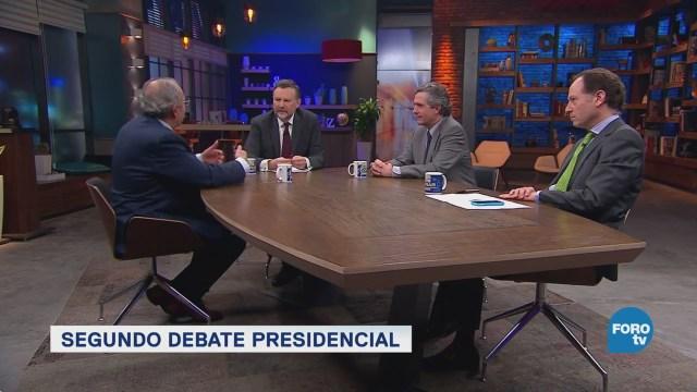 Ganadores y perdedores del segundo debate